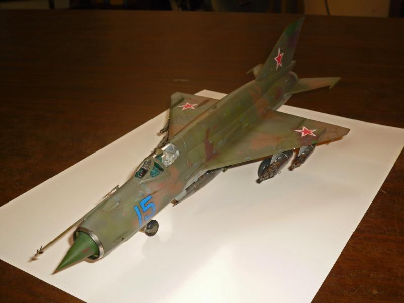 MiG-21 SMT Fishbed-K  [ EDUARD ] (Montage en cours) - Page 5 P1090120