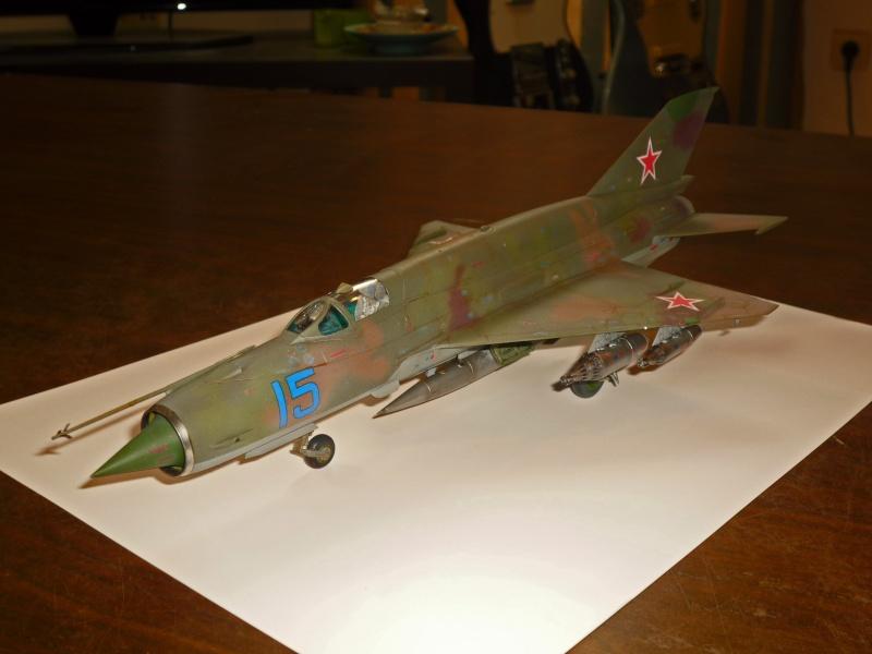 MiG-21 SMT Fishbed-K  [ EDUARD ] (Montage en cours) - Page 5 P1090121