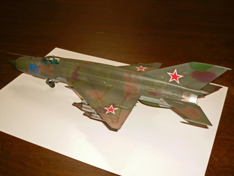 MiG-21 SMT Fishbed-K  [ EDUARD ] (Montage en cours) - Page 5 P1090123