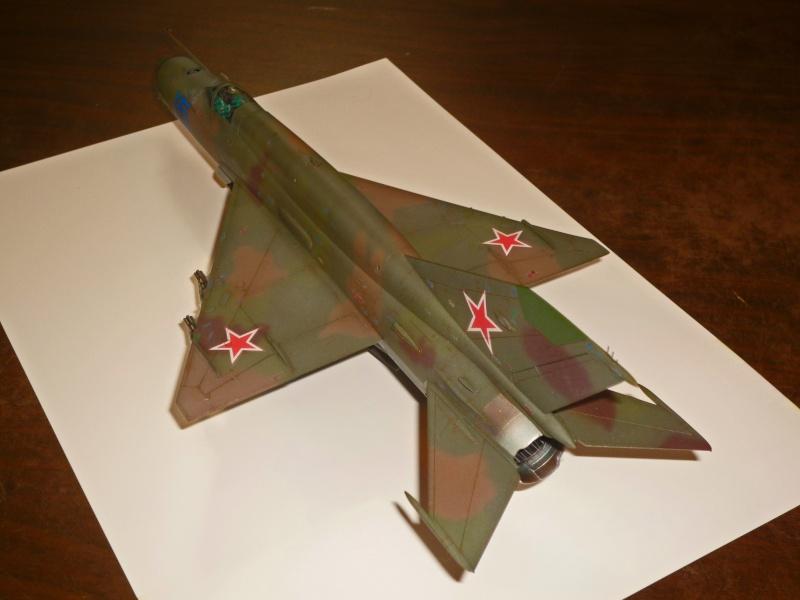 MiG-21 SMT Fishbed-K  [ EDUARD ] (Montage en cours) - Page 5 P1090125