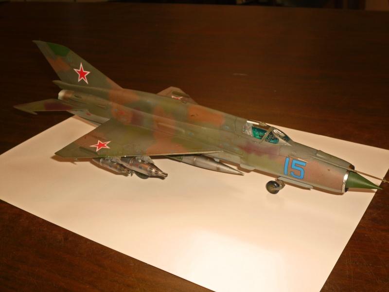 MiG-21 SMT Fishbed-K  [ EDUARD ] (Montage en cours) - Page 5 P1090127