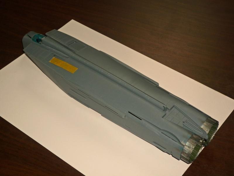 """MiG-25 PD/PDS """"Foxbat"""" (Kitty Hawk) P1090139"""