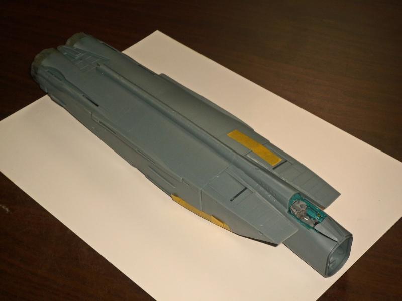 """MiG-25 PD/PDS """"Foxbat"""" (Kitty Hawk) P1090140"""