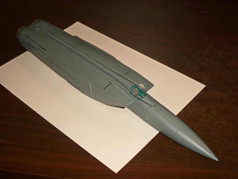 """MiG-25 PD/PDS """"Foxbat"""" (Kitty Hawk) P1090211"""