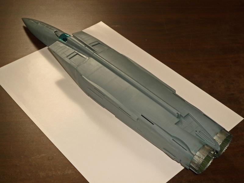 """MiG-25 PD/PDS """"Foxbat"""" (Kitty Hawk) P1090212"""