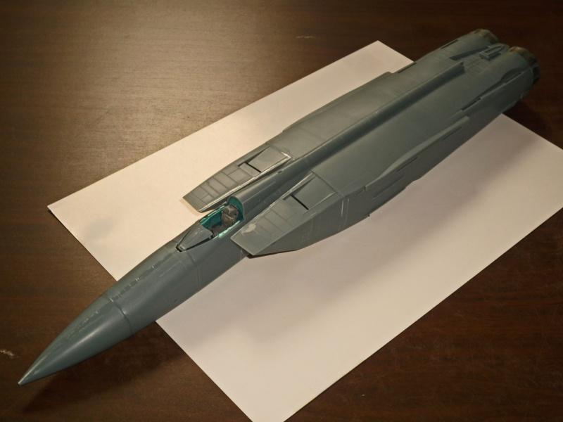 """MiG-25 PD/PDS """"Foxbat"""" (Kitty Hawk) P1090213"""