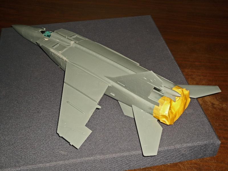 """MiG-25 PD/PDS """"Foxbat"""" (Kitty Hawk) - Page 2 P1090216"""