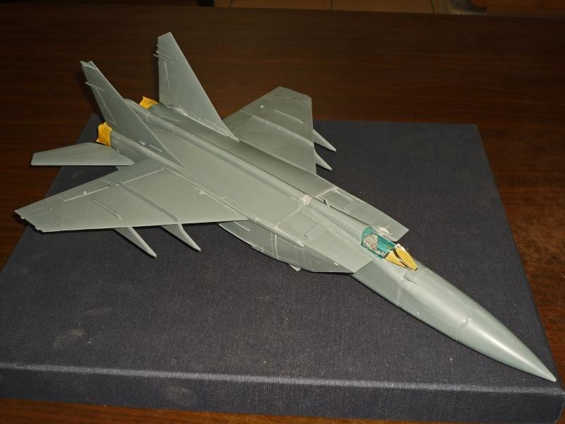 """MiG-25 PD/PDS """"Foxbat"""" (Kitty Hawk) - Page 2 P1090218"""