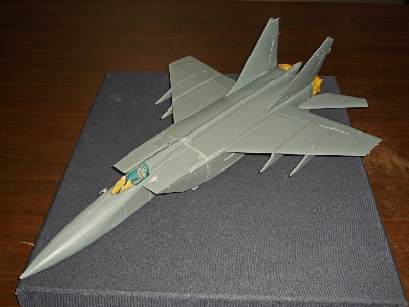 """MiG-25 PD/PDS """"Foxbat"""" (Kitty Hawk) - Page 2 P1090219"""
