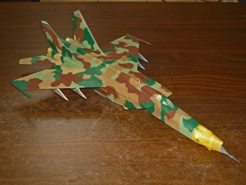 """MiG-25 PD/PDS """"Foxbat"""" (Kitty Hawk) - Page 2 P1090226"""