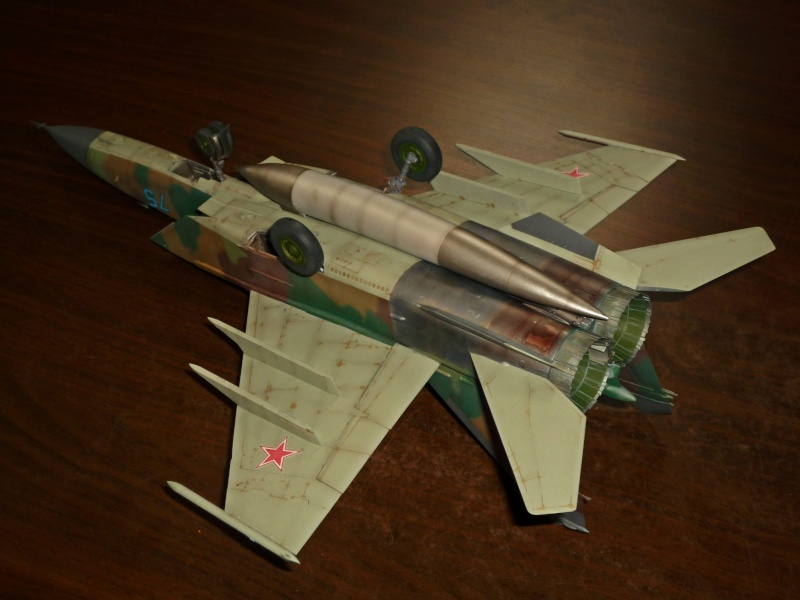 """MiG-25 PD/PDS """"Foxbat"""" (Kitty Hawk) - Page 5 P1090412"""