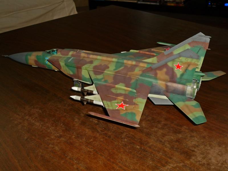 """MiG-25 PD/PDS """"Foxbat"""" (Kitty Hawk) - Page 5 P1090416"""