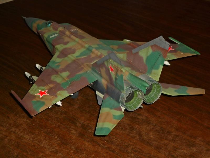 """MiG-25 PD/PDS """"Foxbat"""" (Kitty Hawk) - Page 5 P1090417"""