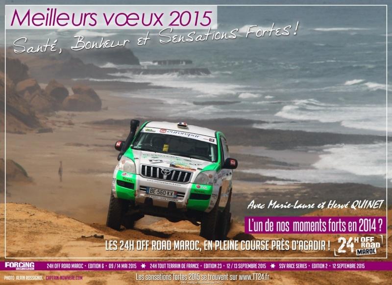 Résumé 24H Off Road Maroc 2014...Ça faisait longtemps !... Voeux210