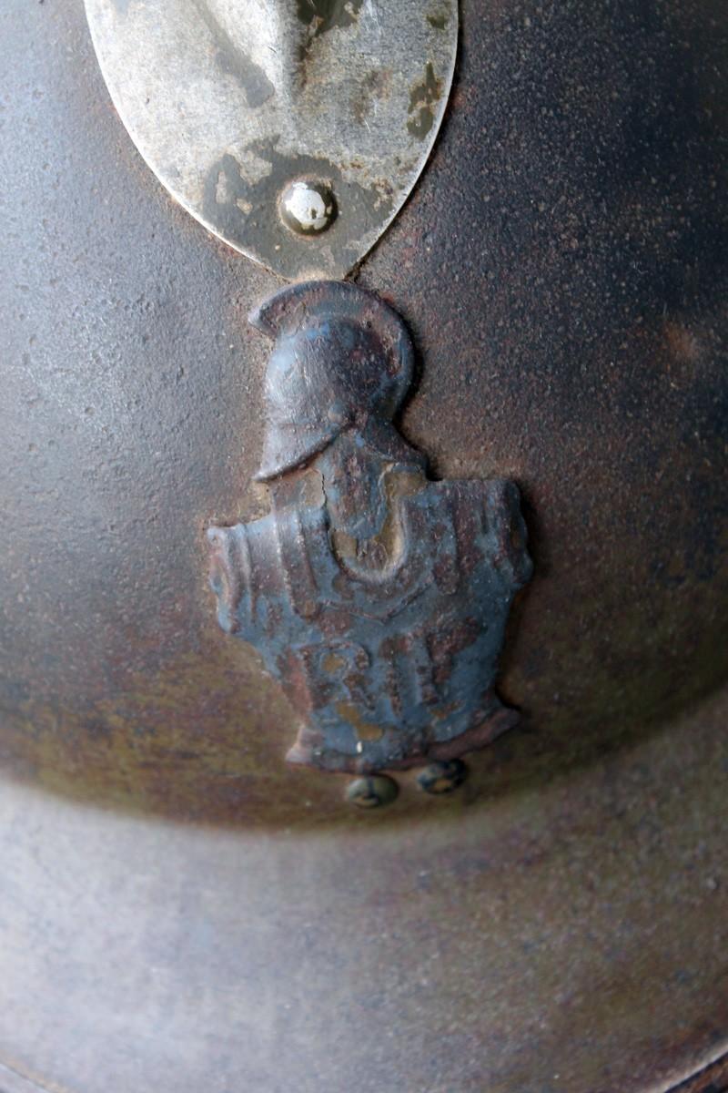 Lot casques Génie (mle 15 et mle 26) mk3 [A CLOTURER] Img_6220