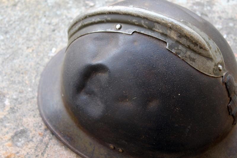 Lot casques Génie (mle 15 et mle 26) mk3 [A CLOTURER] Img_6222