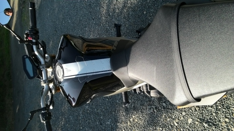 Livrée cette après-midi : ma nouvelle motobylette ! Tablet13