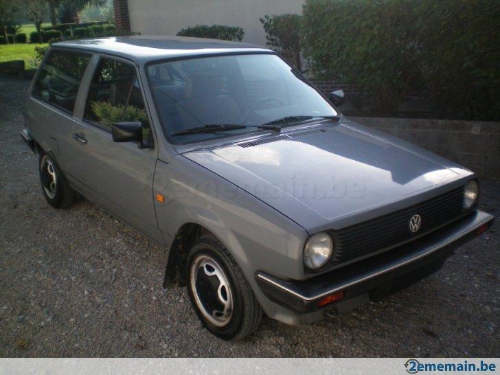 Ma petite Polo 2 1000cc de près de 26 ans... 20607810