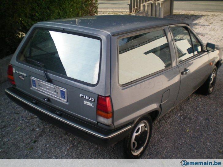 Ma petite Polo 2 1000cc de près de 26 ans... 20607811