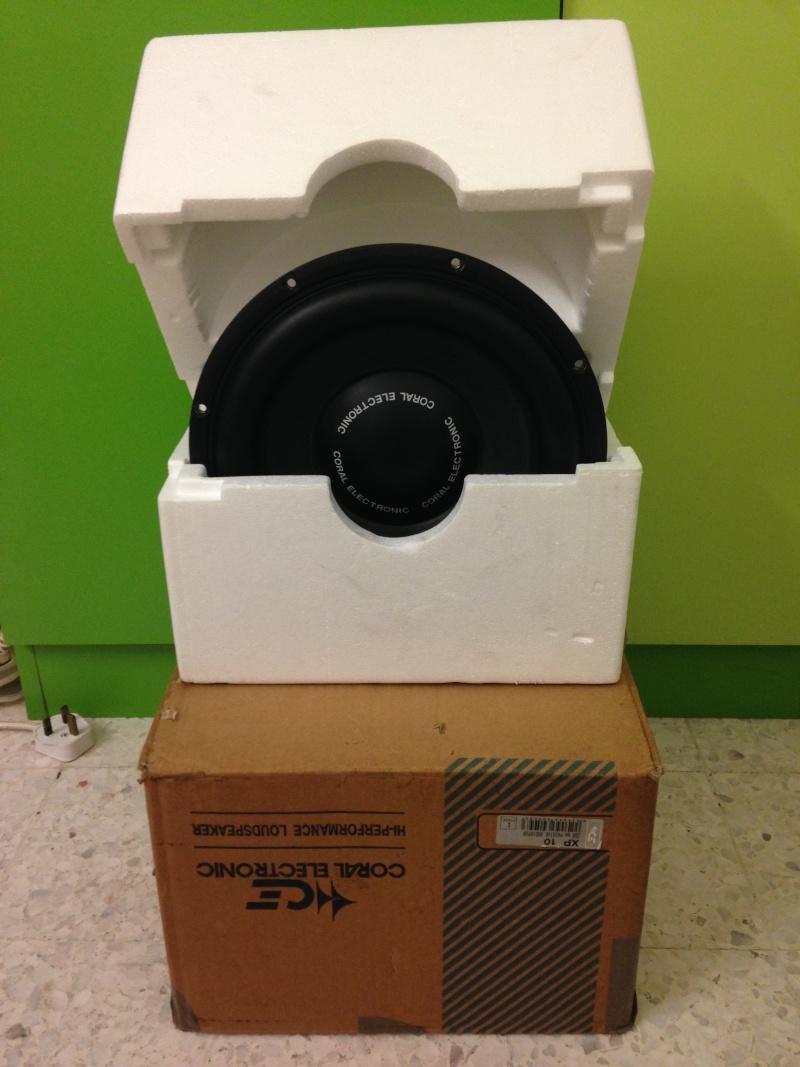 Coral Electronic Passive Radiotor Img_3511