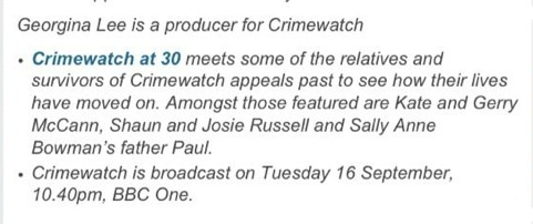 Crimewatch 30th Anniversary (McCanns are guests) 16/09/2014 - Page 2 Don_t_10