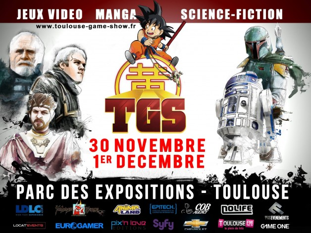 TOULOUSE GAME SHOW 2014 90678510