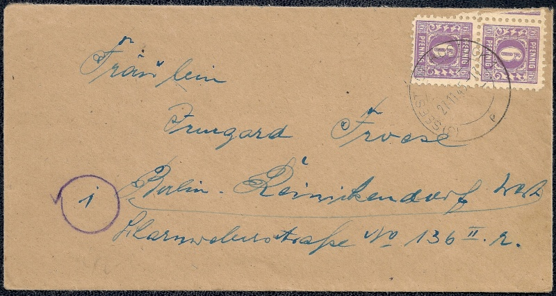 1945 - OPD Schwerin 1945 - 1952 (Teil 2) - Seite 2 1945-126