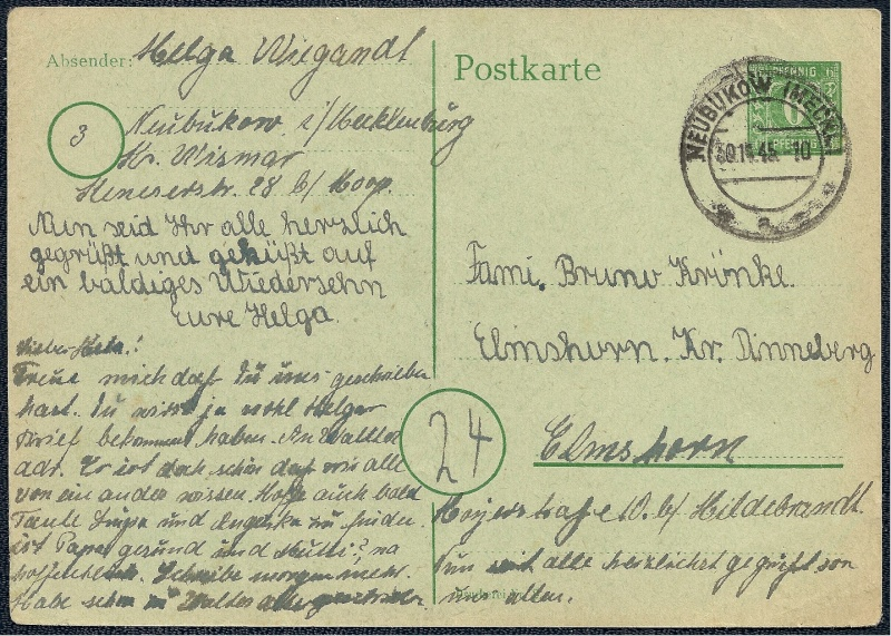 1945 - OPD Schwerin 1945 - 1952 (Teil 2) - Seite 2 1945-128