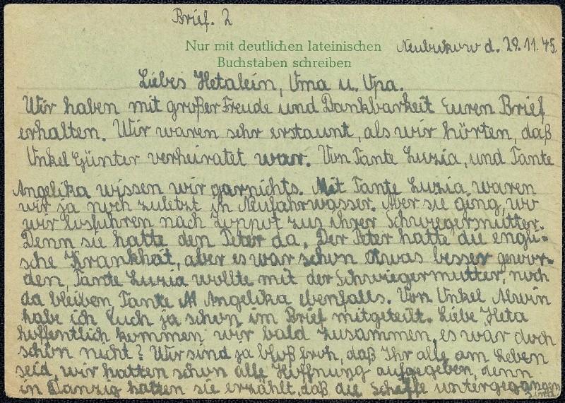 1945 - OPD Schwerin 1945 - 1952 (Teil 2) - Seite 2 1945-129
