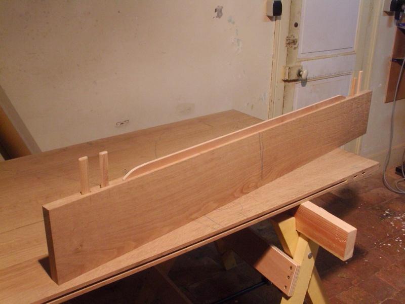 Commande de lit double avec tiroirs Snb13610