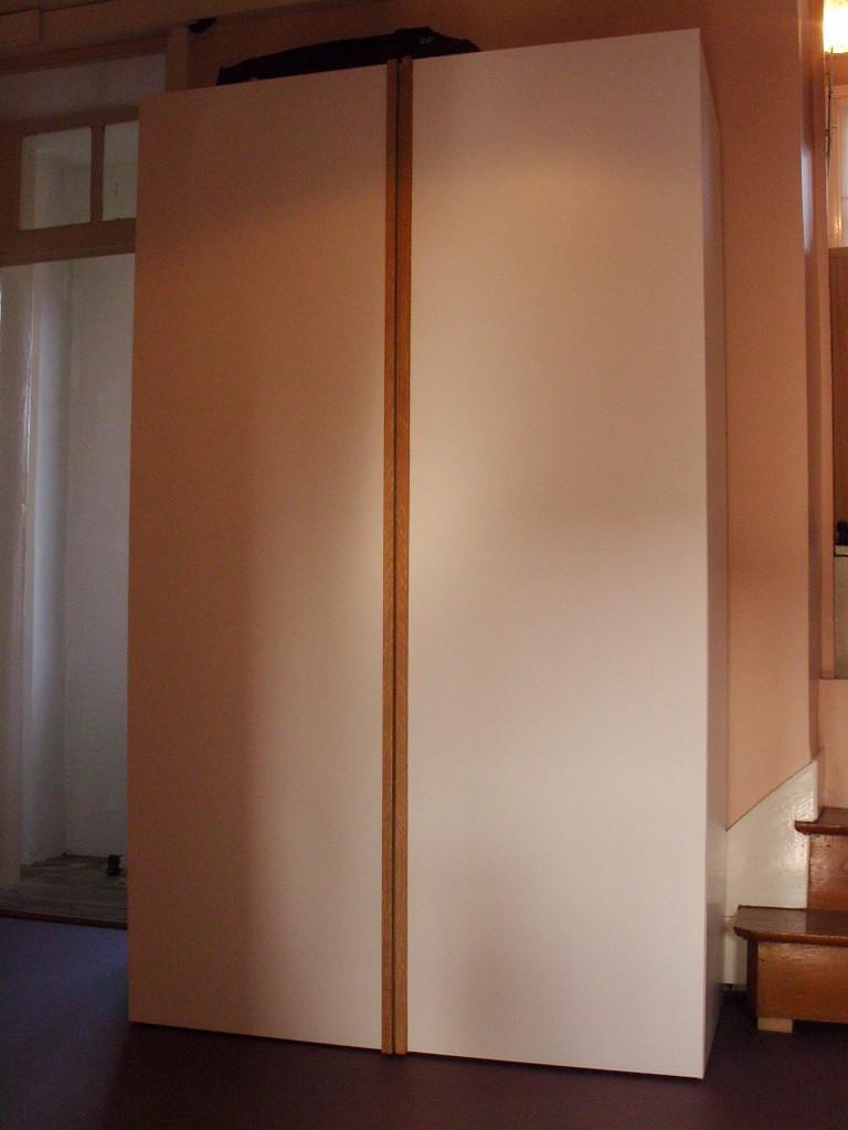 [Quelques réalisations] de Damien58 (plinthes escaliers, kaplas, volets atelier, meuble escalier, volets réno) Snb13912