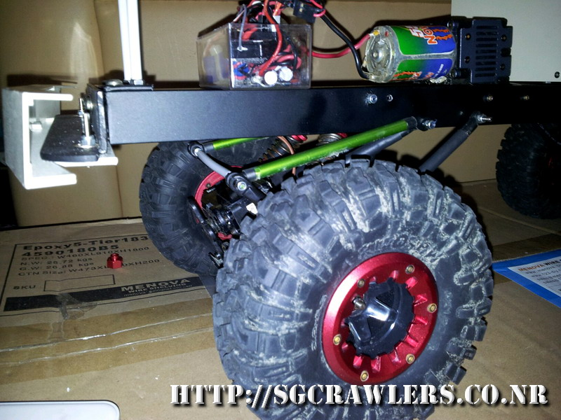 build - Boolean21's 1/10 M923 - 5 ton truck - Newbie try to scratch build a truck body... :D - Page 6 2012-012