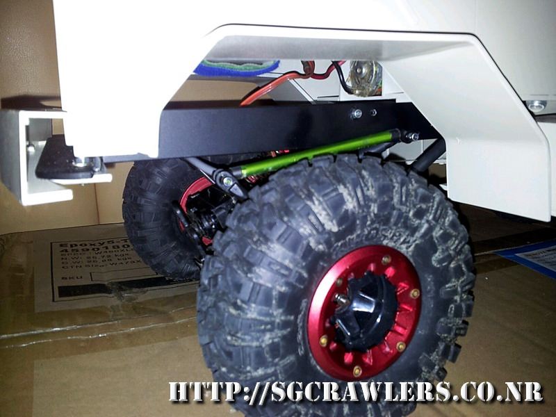 build - Boolean21's 1/10 M923 - 5 ton truck - Newbie try to scratch build a truck body... :D - Page 6 2012-013