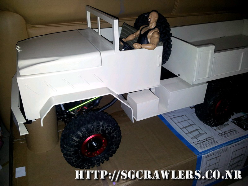 build - Boolean21's 1/10 M923 - 5 ton truck - Newbie try to scratch build a truck body... :D - Page 6 2012-014