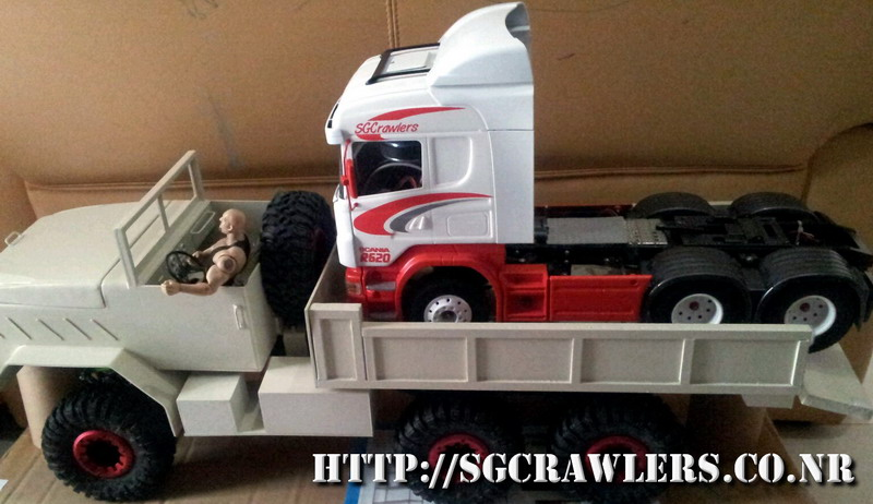 build - Boolean21's 1/10 M923 - 5 ton truck - Newbie try to scratch build a truck body... :D - Page 6 2012-018