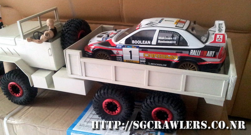 build - Boolean21's 1/10 M923 - 5 ton truck - Newbie try to scratch build a truck body... :D - Page 6 2012-019