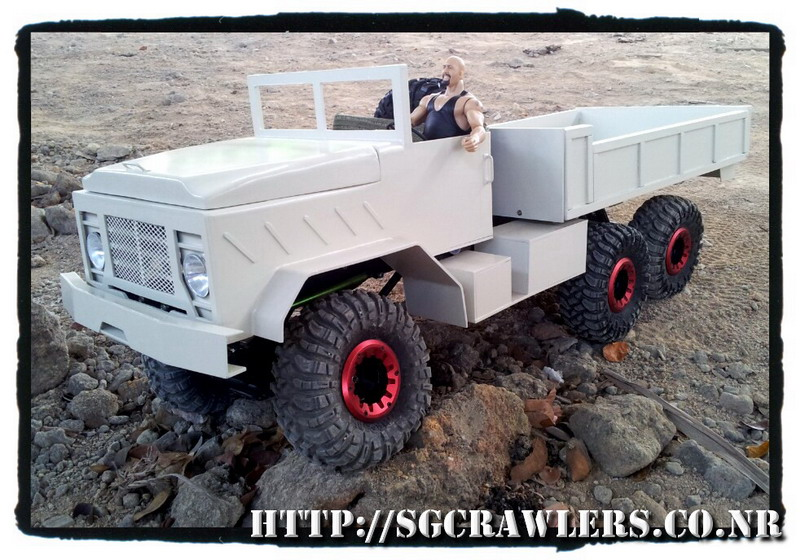 build - Boolean21's 1/10 M923 - 5 ton truck - Newbie try to scratch build a truck body... :D - Page 6 2012-021