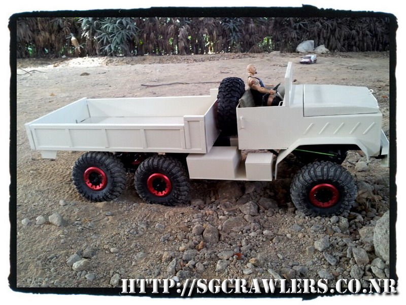 build - Boolean21's 1/10 M923 - 5 ton truck - Newbie try to scratch build a truck body... :D - Page 6 2012-022