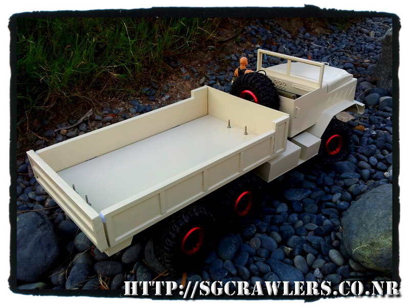 build - Boolean21's 1/10 M923 - 5 ton truck - Newbie try to scratch build a truck body... :D - Page 6 2012-024