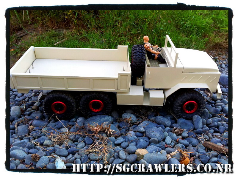 build - Boolean21's 1/10 M923 - 5 ton truck - Newbie try to scratch build a truck body... :D - Page 6 2012-026