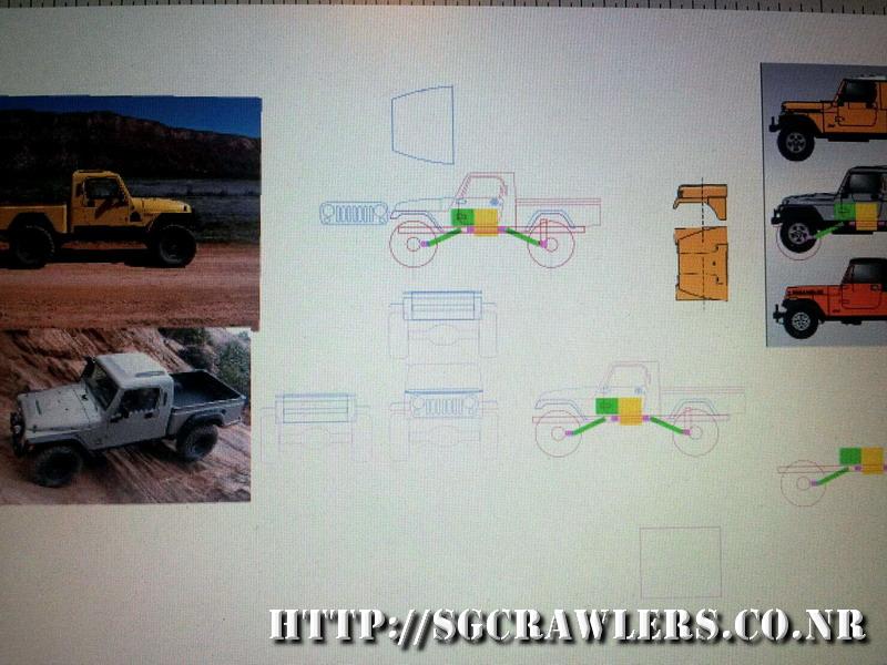 jeep - Boolean21's AEV Jeep Brute 1/10 scratch build 2012-075