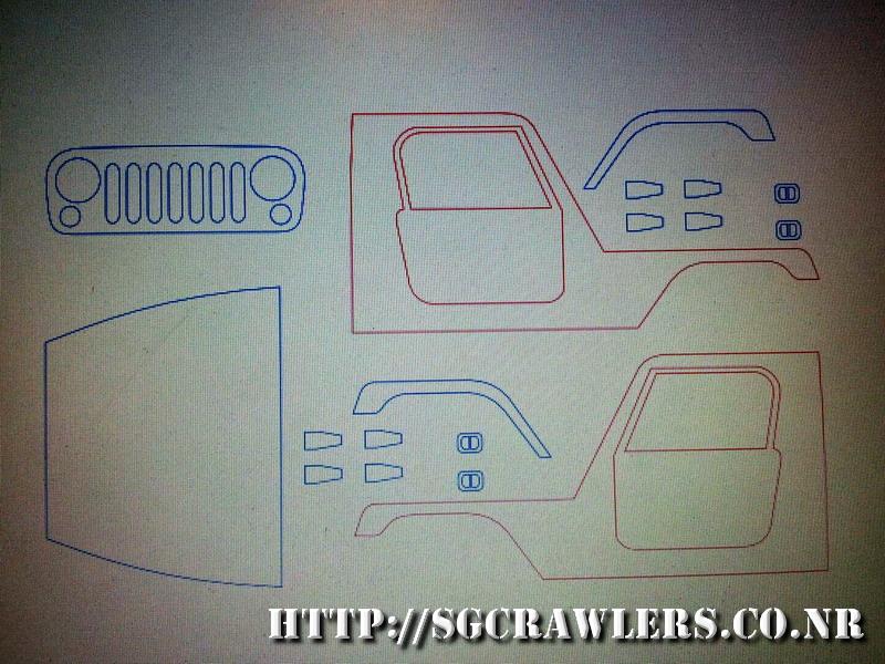 jeep - Boolean21's AEV Jeep Brute 1/10 scratch build 2012-076