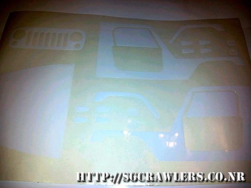 jeep - Boolean21's AEV Jeep Brute 1/10 scratch build 2012-077