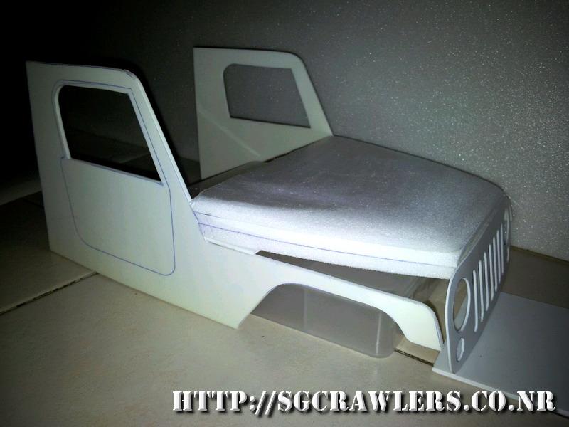 jeep - Boolean21's AEV Jeep Brute 1/10 scratch build 2012-101