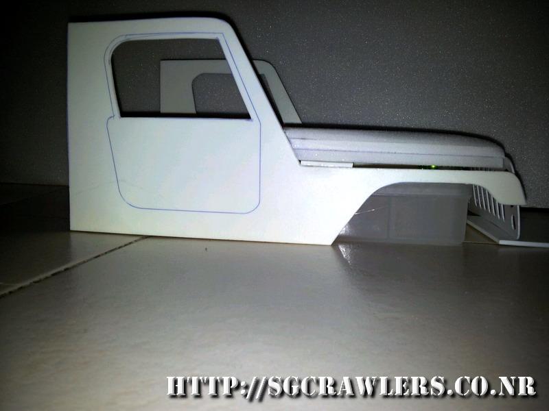 jeep - Boolean21's AEV Jeep Brute 1/10 scratch build 2012-103