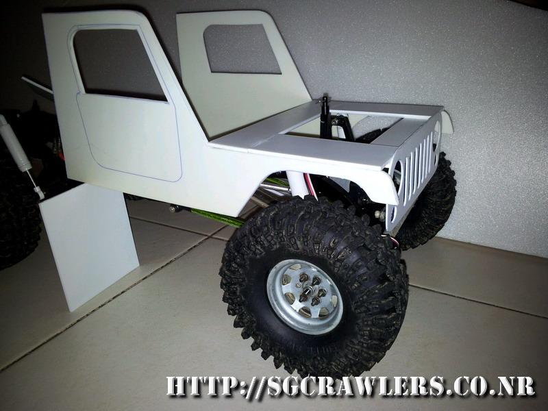 jeep - Boolean21's AEV Jeep Brute 1/10 scratch build 2012-109