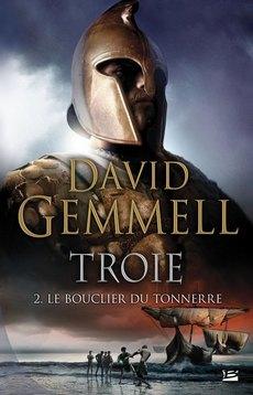 TROIE (Tome 02) LE BOUCLIER DU TONNERRE de David Gemmell Troie_11