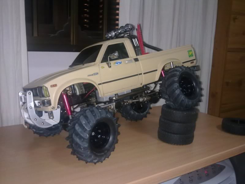 build - Oceanic's RC4WD Trail Finder 2 - The Build. 20022012