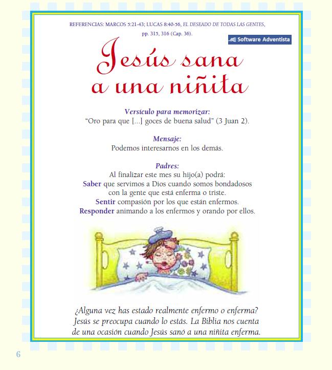 LECCIÓN DE CUNA Jesús sana a una niñita MES DE ENERO CUARTO TRIMESTRE 2012.pdf Intruc10