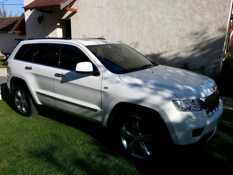 Vds Grand Cherokee V6 3.6l de 2011 - 35550 kms - 33900 € 20141017